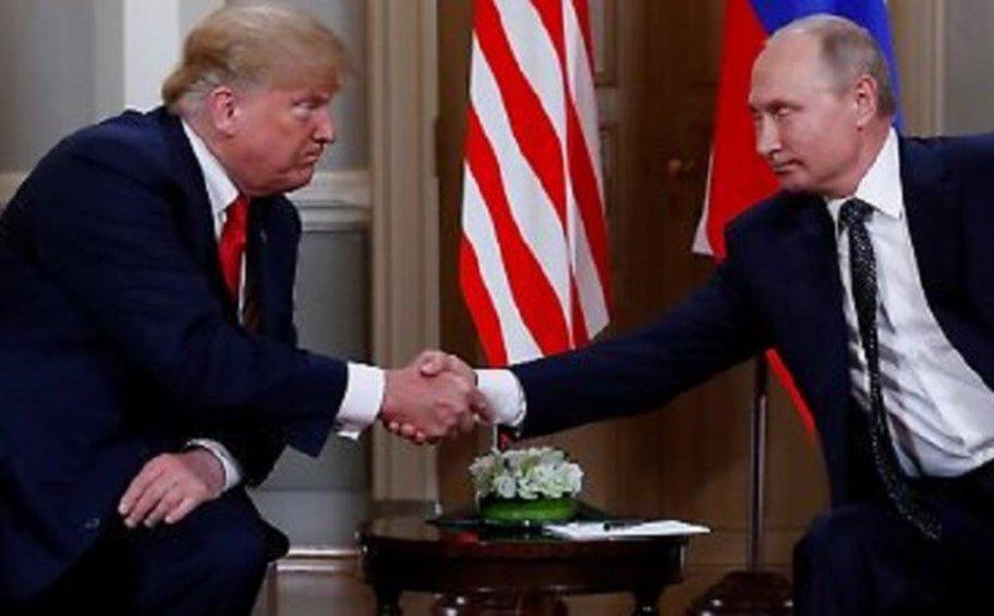 Ο Τραμπ αποτιμά τη συνάντηση του με τον Πούτιν